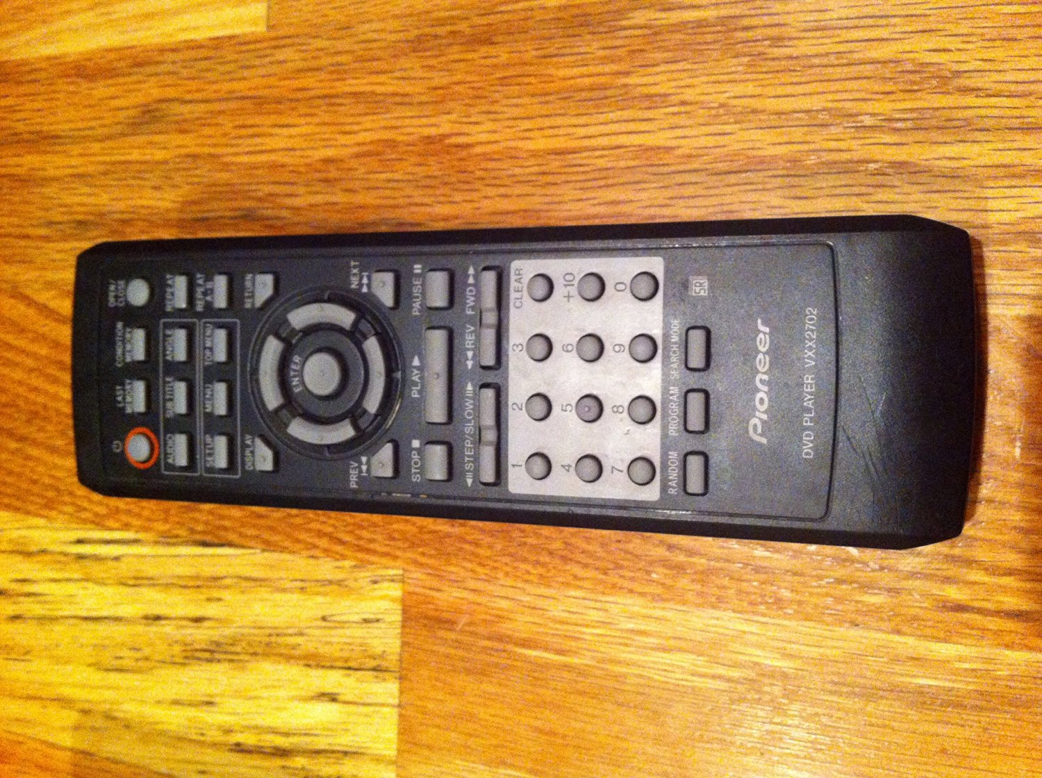 Cheap Pioneer Dvd Remote Control Find Avh P4000dvd Manual Get Quotations Vxx2702 Player For Models Dv 333 340