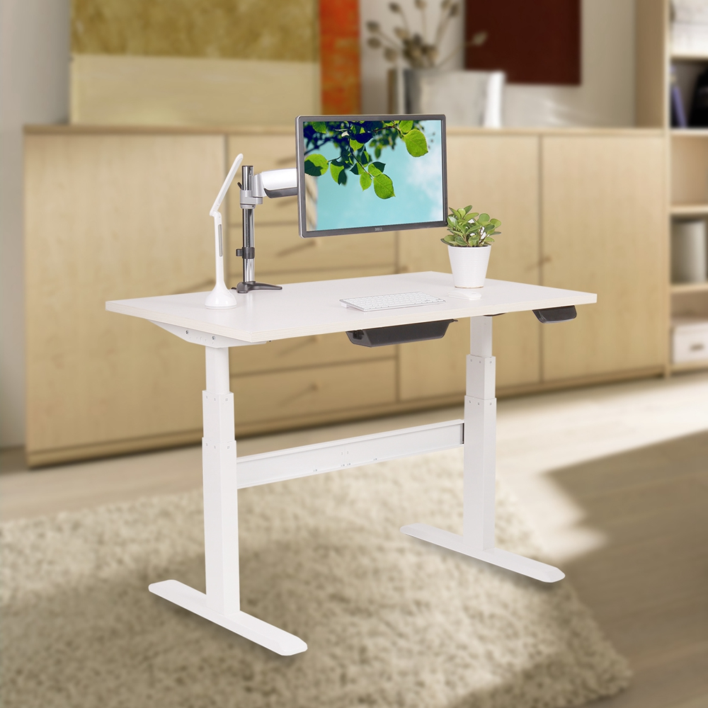 2016 microsoft Executive office table design photos, Computer Modern Sitting Table Height Adjustable Mechanism Crank Base/Frame