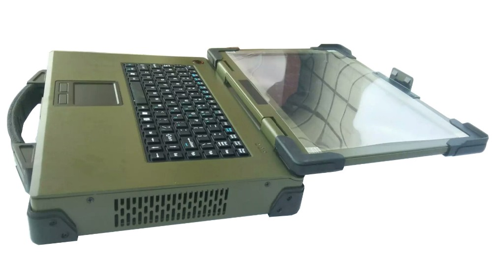 14 1 Inch Portable Rugged Military Computer Case Buy New