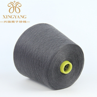 Popular use white or dyed Polyester Yarn 32/2 of good quality for use in manufacture of narrow fabrics.