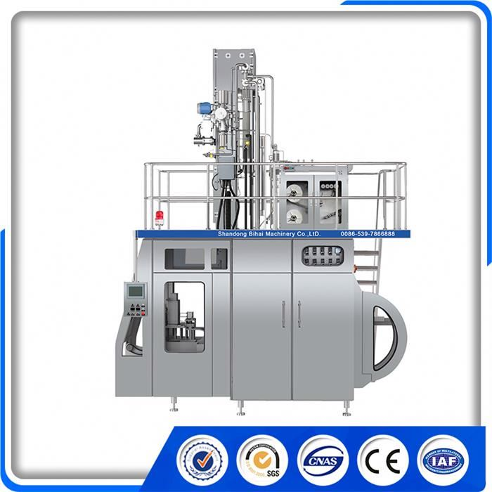 Small Scale Bottle Aseptic Carton Filling Machine