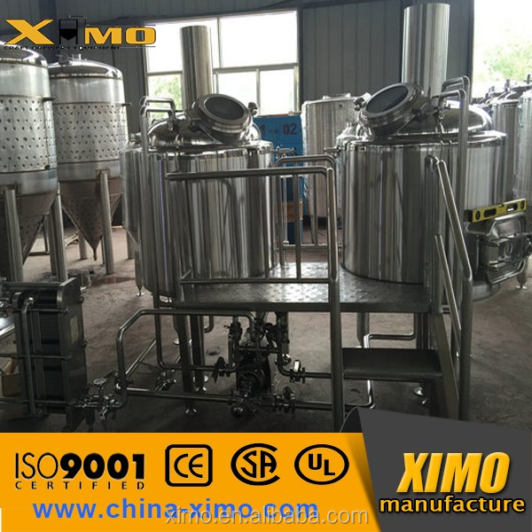200l stainless steel pot,brewery equipment 300l,home brew conical fermenters