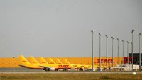 dhl international shipping rate from China to Los Angeles