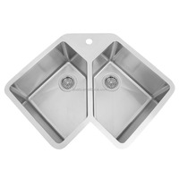 small double kitchen sink