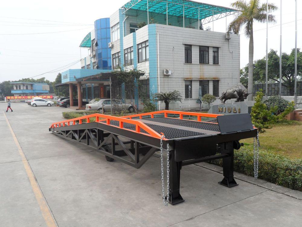 Hydraulic Loading Ramp Dock Leveler/jet Ski Floating Dock Made In ...