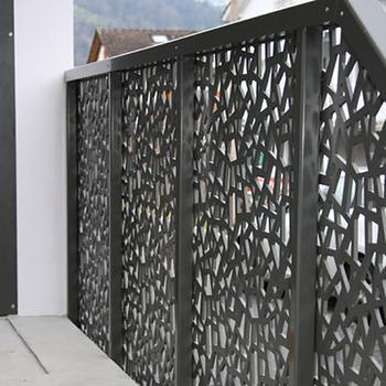 Foglio Di Alluminio Anodizzato Metallo Pannello Di