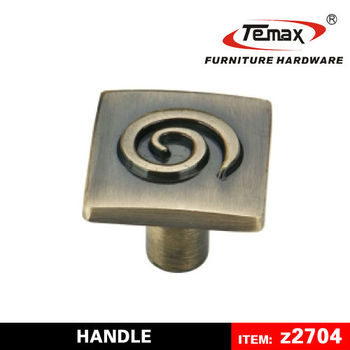 Z2704 Zinc Alloy Furniture Natural Stone Cabinet Knobs - Buy ...