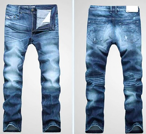 Bangladesh factory custom new style pent jeans mens pants wholesales