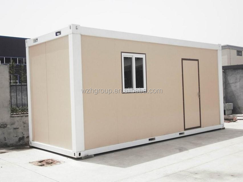Bolts connected container house / kit set for easy installation