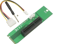 M.2 NGFF pci-e X4 Adapter für Desktop-<span class=keywords><strong>PC</strong></span>