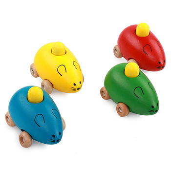 Mouse Funny Game Child Awareness Songs Baby Wooden Toys Puzzle Children  Toys For Kids - Buy Baby Wooden Toys,Toys For Kids,Puzzle Product on