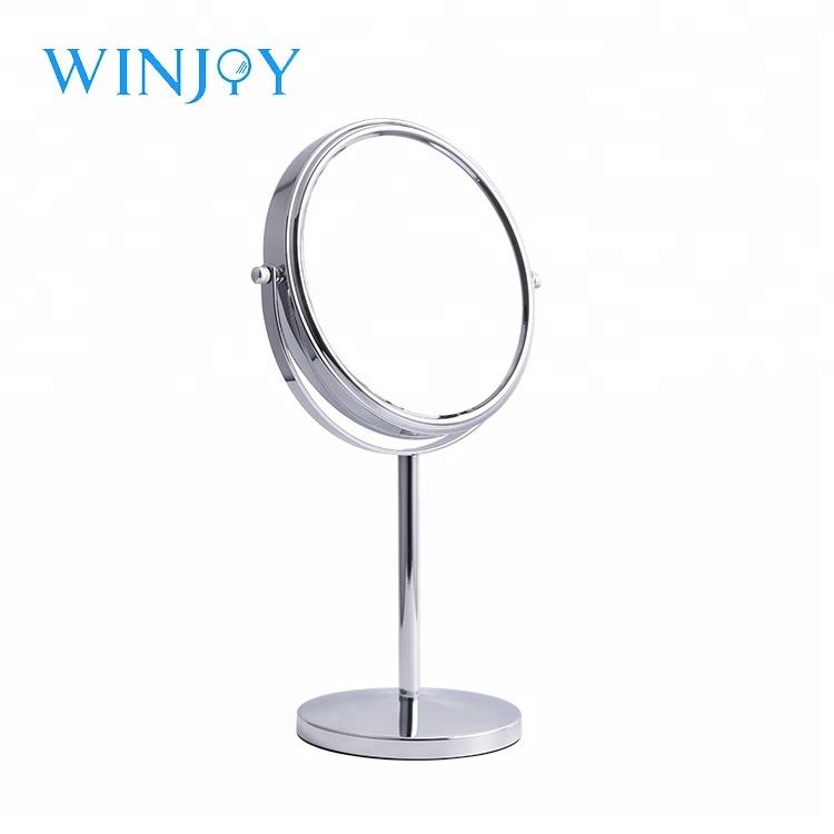 Großhandel 5x Kosmetikspiegel Pickel Poren Vergrößerungsspiegel Mit Zwei Saugnäpfe Makeup Tools Runden Spiegel Mini Spiegel Neue Spiegel Schminkspiegel