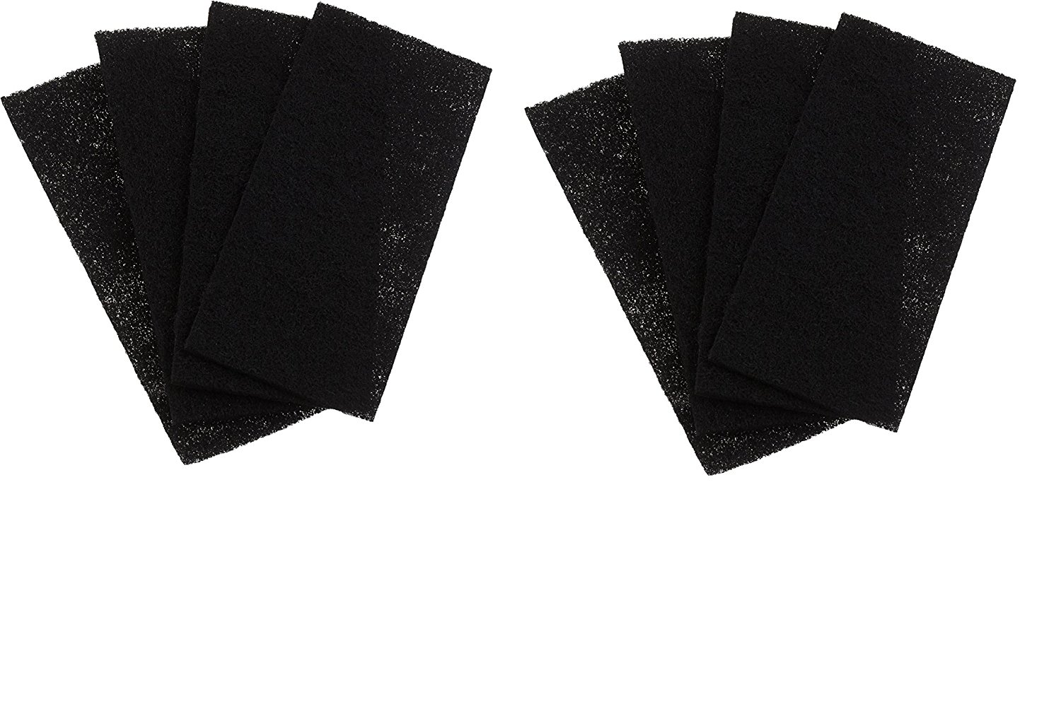Replacement Holmes Carbon Filters HAPF60, CP-6011 Filter C, 4 Pack (8)