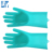 Heat Resistant Kitchen Bathroom Brush Washing Silicone Scrubber Gloves