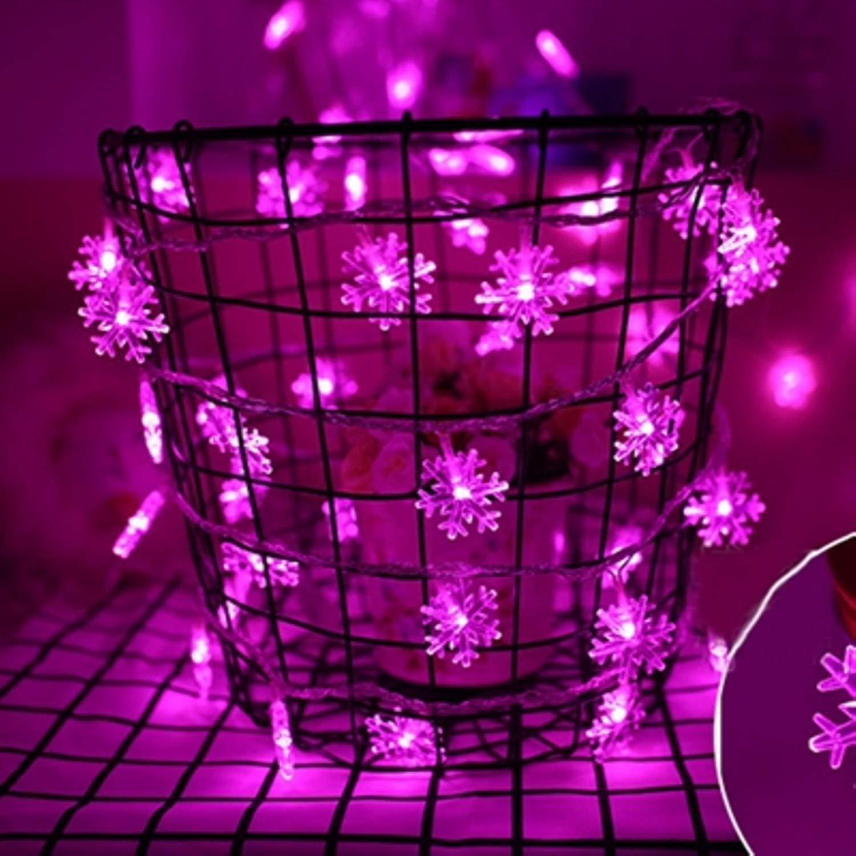 Brilliant New Hotsale Best Price In Aliexpress Promotion Purple 30 Led Wedding Christmas String Fairy Lights Decor Lights & Lighting