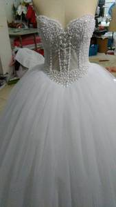 ff6e127a75 Bling Wedding Dresses Ball Gown Wholesale, Wedding Dress Suppliers ...