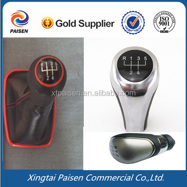 factory selling car vehicle gear knob/shifter lever knob cover for mercedes