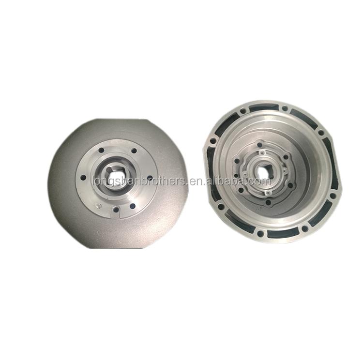 custom aluminum die casting parts