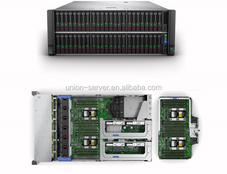 869845-B21 ProLiant DL580 Gen10 Platinum 8164 2,0 ГГц 26-core 4 P 256GB-R P408i-p 8SFF 4x1600 W PS Perf сервер