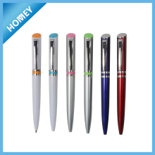 Novelty Plastic ball pen for promotion with good quality