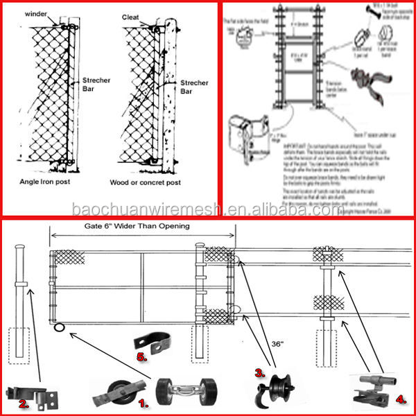 New Type Chain Link Welded Wire Mesh Fence Pvc Amp Galvanized