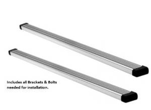 Jeep Commander Running Boards / Side Steps - Fits the 2006, 2007, 2008, 2009, 2010, and 2011 Commander