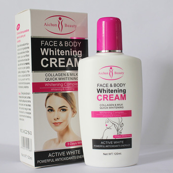 Body Cream For Dark Skin Bleaching Brightening Body Lotion Whitening Cream 120ml Private Parts