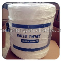 Agriculture PP / PE Packaging Baler Twine