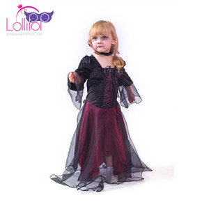Holiday carnival vampire halloween scary female costumes