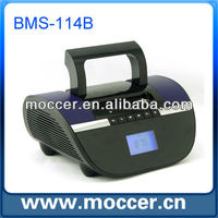 black beats fm radio / portable rechargeable ipod speakers / radio transceivers