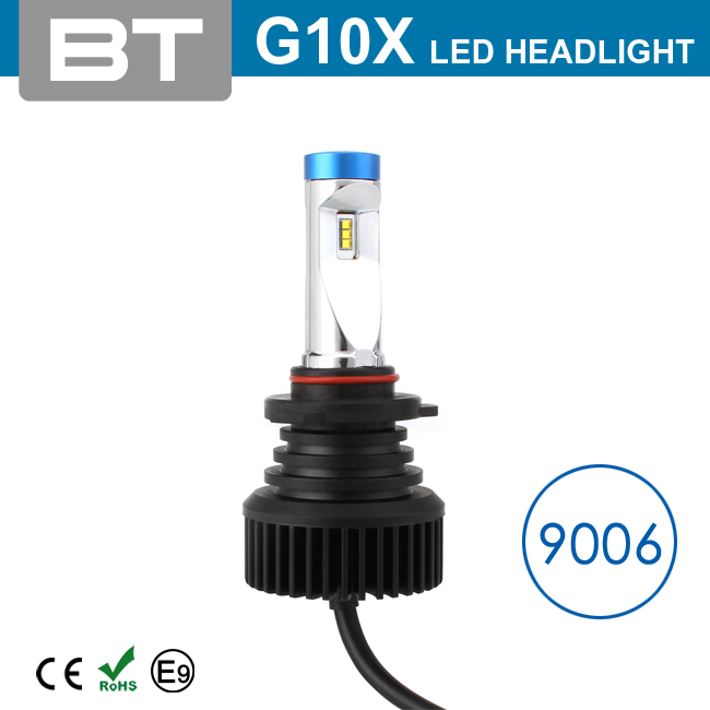 Super Bright High Power Car Bulb Hb4 9006 Led Headlight Withot Fan