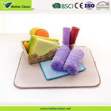 Home clean tool antibacterial kitchen cloth towel microfiber household cleaning set