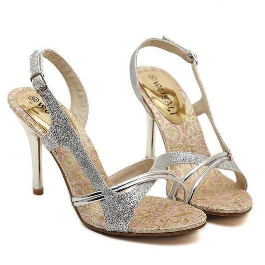 b06c23bde17af Cheap Kitten Heel Gold Sandals, find Kitten Heel Gold Sandals deals ...