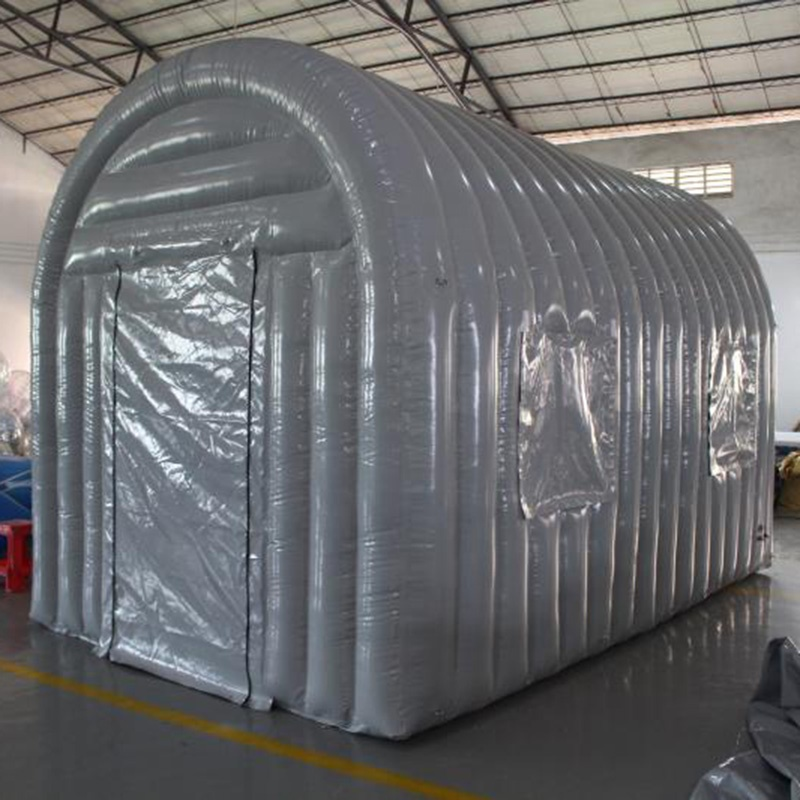 High Quality Portable Inflatable Car Paint Booth For Sale ...
