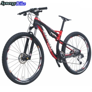 Synergy Di2 Full Suspension 29ER Carbon MTB Frame