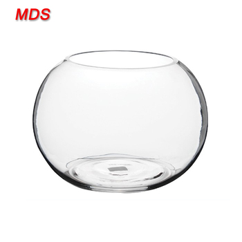 Hot Selling Wholesale Ball Glass Fish Bowl Fish Shaped Vase Buy