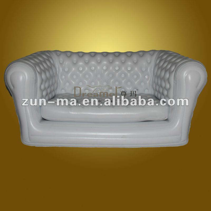Queen lounge air couch sofa beautiful inflatable sectional sofa