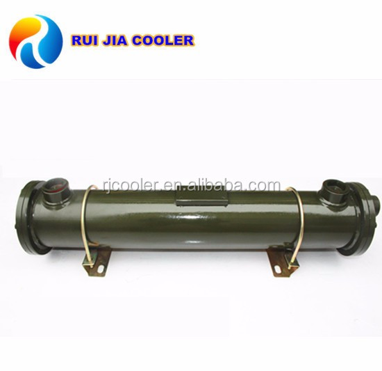 Die casting machinery shell tube heat exchanger price for 6 incher shell searching