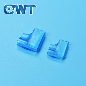 QWT 2.8 . 4.8 .6.3 fully Insulated crimp nylon insulation soft insulating faston terminal pvc sleeve