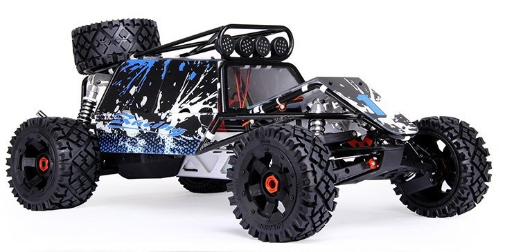 1 5 Large Size Rc Gas Baja Car Rc Buggy With Gt Shell 30 5cc Four