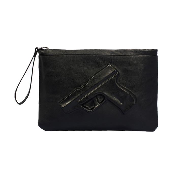 d338460e37 Buy 2015 Vintage desigual Women Handbags Cross Body Messenger Bags Vandam 3D  Pistol Bag Ladies Envelope Clutch Bag Freeshipping in Cheap Price on  m.alibaba. ...