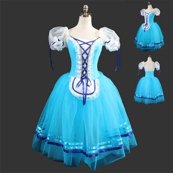 002c78599a Tiempo de Ballet danza trajes TUTU romano TUTU vestidos para las mujeres