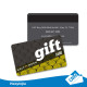 high quality promotion itunes plastic gift card discount card Printing