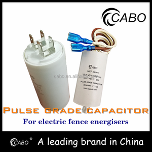 CABO MEF series / pulse grade capacitor for electric fence energizers