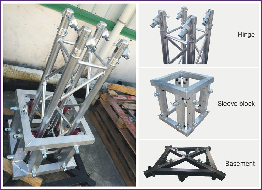 Aluminum Square Truss For Gate Truss Stand Design Buy