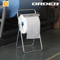 OEM available new style hot sell industrial cleaning paper dispenser