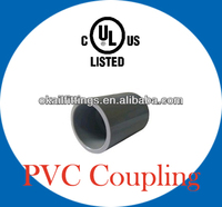PVC Schedule 40 Couplings 3/4