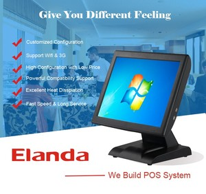 2017 Elanda pos restaurant software/pos software/restaurant pos system