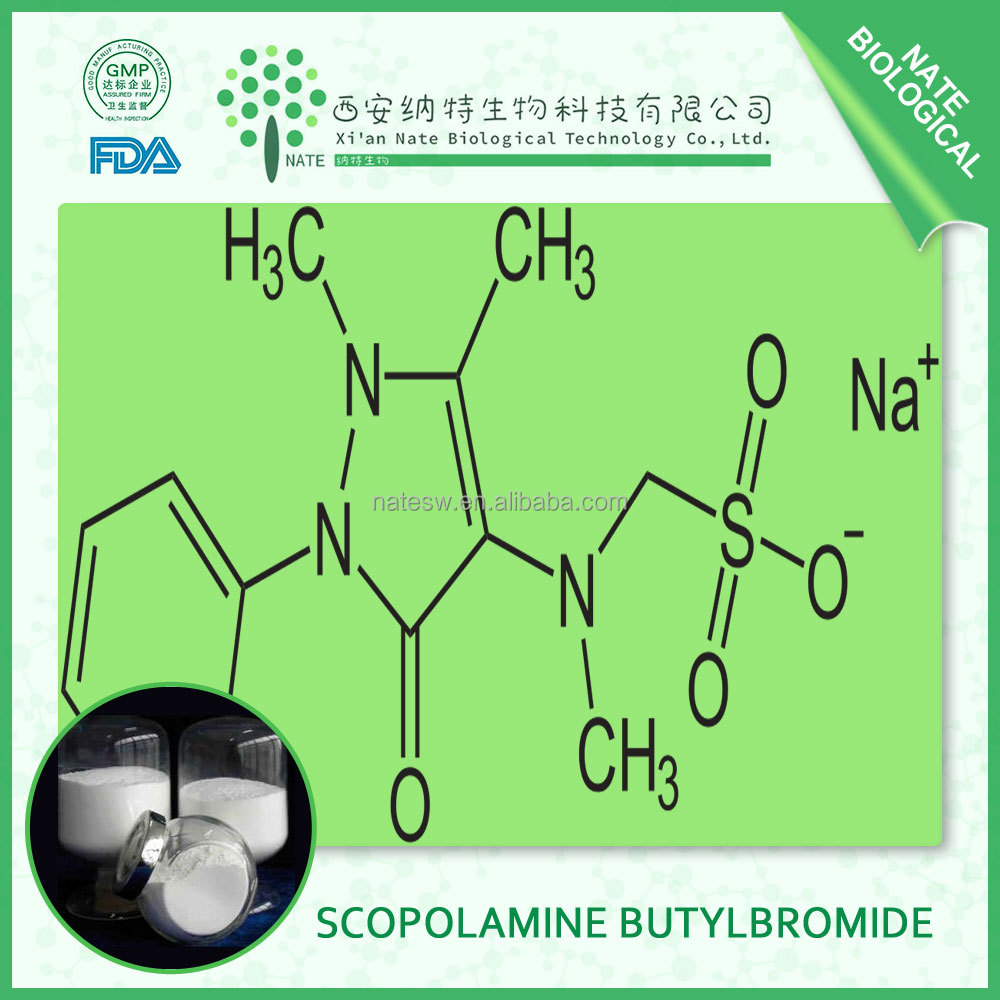 Health care product of Scopolamine Powder made in china