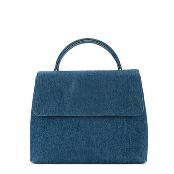 Versse Denim Handbags Women Office Use Sling Bag Jeans Flap
